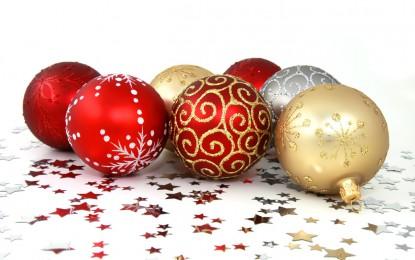 Abattu par son voisin pour une décoration de Noël