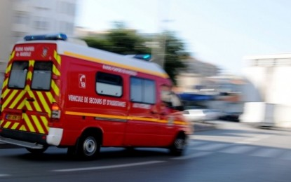 Des pompiers pris pour cible à Lille