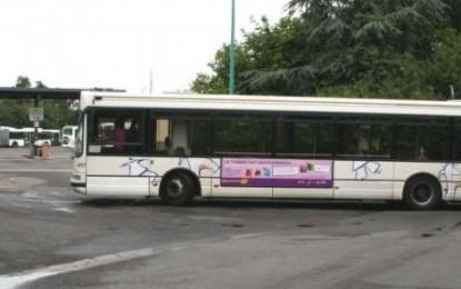 Brunoy, un bus saccagé par des jeunes cagoulés