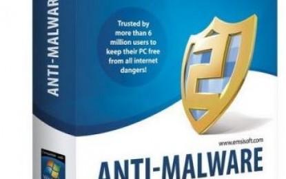 Emsisoft : anti-malware, détection de virus, etc.