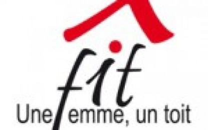Association FIT : une femme, un toit.