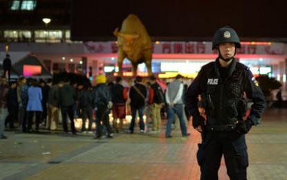 Attaque terroriste en Chine dans la gare de Kunming