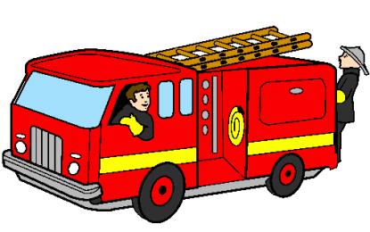 Il vole un camion de pompier pour voir son amie