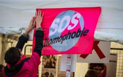 Rapport annuel SOS homophobie 2014