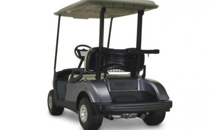 Il vole une voiturette de golf pour rentrer chez lui