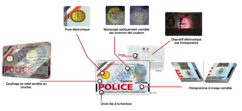 Carte de Police 2
